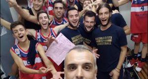 Β' ΕΣΚΑΒΔΕ: Ψυχωμένο διπλό για τους νέους του Χαρίλαου Τρικούπη