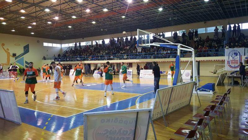 Β' Εθνική: Βαριά εντός έδρας ήττα για τον Α.Ο. Αγρινίου με 62-81 από τον Χαρίλαο Τρικούπη