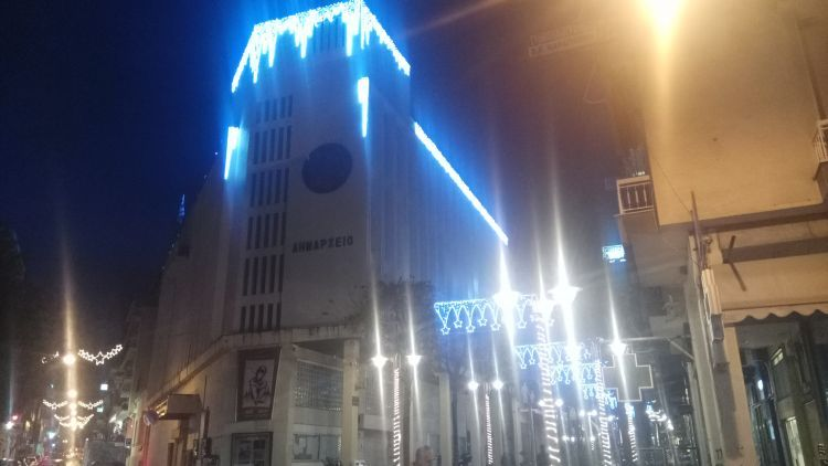 Δήμος Αγρινίου: Διαγωνισμός για την πιο όμορφη χριστουγεννιάτικη στολισμένη βιτρίνα καταστήματος