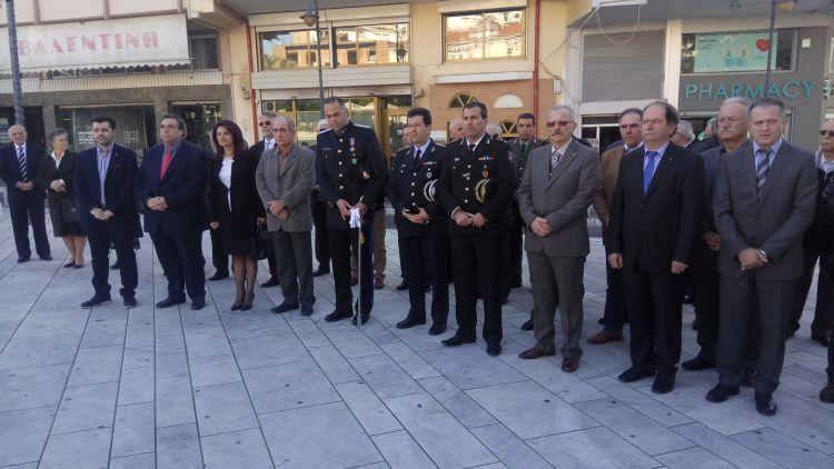 Το Αγρίνιο τίμησε τις Ένοπλες Δυνάμεις (Φωτό)