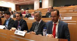 Στις Βρυξέλλες ο Θ. Παπαθανάσης Αντιπρόεδρος του Πανελλήνιου Φαρμακευτικού Συλλόγου