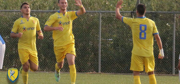Super League K20: Με δυο γκολ ο Γκασούκας έσωσε τον βαθμό της ισοπαλίας