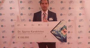Σημαντική διάκριση και έπαθλο 100.000 ευρώ απένειμε το Cefic στο…