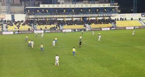 Τέλος παιχνιδιού: Παναιτωλικός (3-1) Α.Ε.Λ.