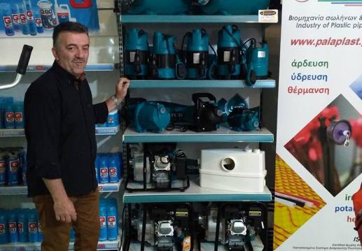 Ο Δημήτρης Τσερπέλης υποψήφιος με την «Επιμελητηριακή Ανανέωση» του Γιώργου Σωτηρόπουλου