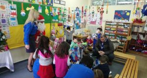 Οι Πρόσκοποι Αγρινίου μοίρασαν δώρα στα παιδιά του Ζευγαράκιου