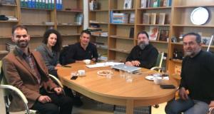 Μεσολόγγι: Συνάντηση συνεργασίας με τον Βαγγέλη Αυγουλά
