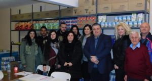 Διανομή τροφίμων και ειδών πρώτης ανάγκης από το Κοινωνικό Παντοπωλείο…