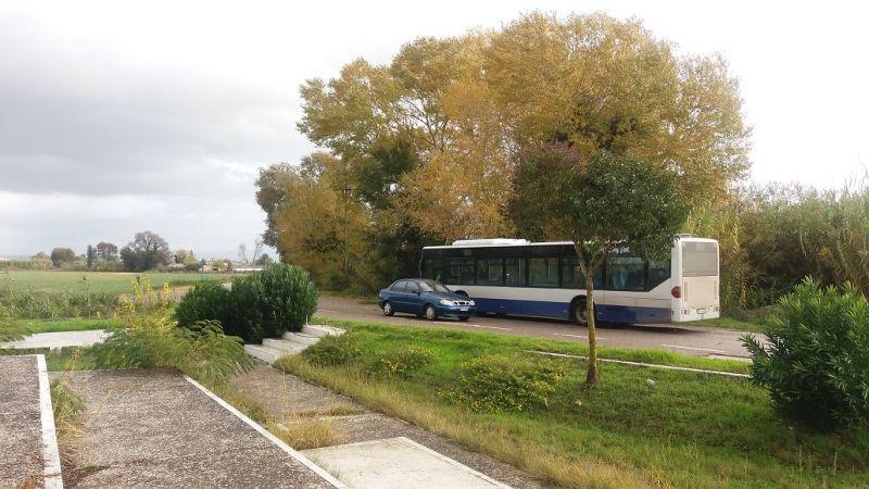 Αυξημένη η κυκλοφοριακή κίνηση στα Καλύβια Αγρινίου (Φωτό)