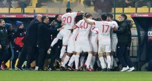 Νίκησε με 1-4 ο Ολυμπιακός τον Παναιτωλικό στο Αγρίνιο