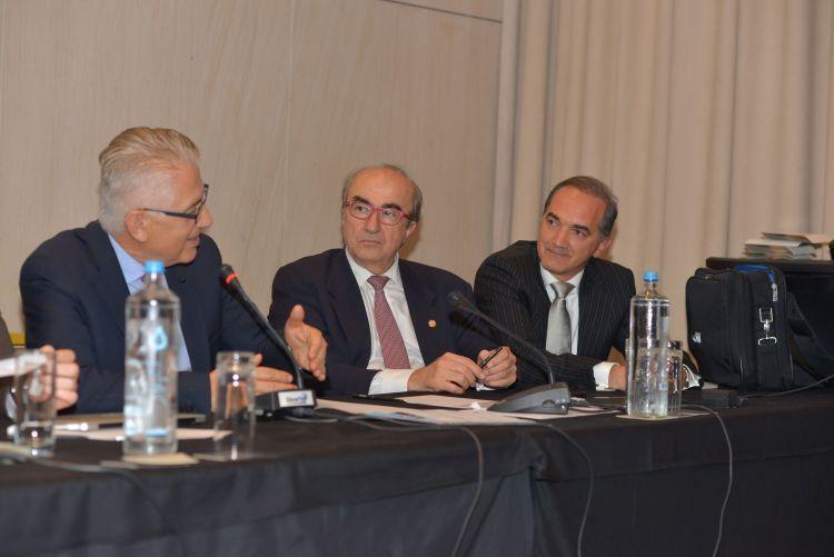 Πραγματοποιήθηκε ημερίδα με κεντρικό εισηγητή τον Μάριο Σαλμά: «Ατενίζοντας το μέλλον με το Αρθροσκόπιο»