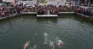 Εορτασμός Θεοφανείων σε Αμφιλοχία και Μπούκα (Φωτορεπορτάζ)