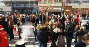 Με μεγάλη επιτυχία πραγματοποιήθηκε η 5η γιορτή Τσιγαρίδας στην Κατούνα…