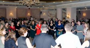 Μεγάλη συμμετοχή στον ετήσιο χορό του Λαογραφικού Ομίλου της Γ.Ε.Αγρινίου