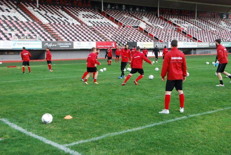 Football League: Η αποστολή της Παναχαϊκής για το ματς με τον Καραϊσκάκη Άρτας