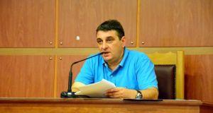 Εκλογές ΕΠΣ Νομού Αιτωλ/νίας: Επανεκλογή Τάκη Παπαχρήστου
