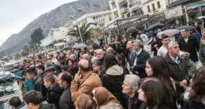 Αστακός: Με λαμπρότητα η εορτή των Αγίων Θεοφανείων (Φωτό)