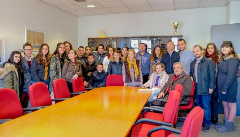Αδελφοποίηση μεταξύ του Λαογραφικού Ομίλου της Γ.Ε.Α. και του Πολιτιστικού Συλλόγου Δρυοπίδας Κύθνου