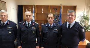 Επίσκεψη του Διοικητή της Πυροσβεστικής Διοίκησης Δυτ. Ελλάδας στη Γενική…