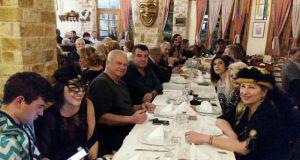 Κεφάτο και χαρούμενο το Ετήσιο Αποκριάτικο Γλέντι 2018 της ΕΕΑΣΚΠ