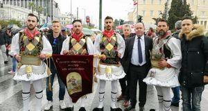Εορτές Εξόδου 2018: Εκδηλώσεις του Συλλόγου Μεσολογγιτών Αττικής «Ο Άγιος…