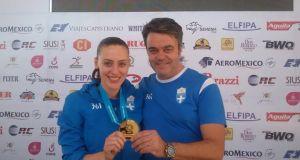 «Χρυσή» η Άννα Κορακάκη στο Παγκόσμιο Κύπελλο του Μεξικού! (Φωτό)