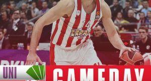 Ουνικάχα Μάλαγα – Ολυμπιακός: Live στον Agrinio937 fm, διαδικτυακά στο…