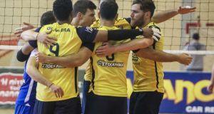 Volleyball League: Νίκη για τον Παμβοχαϊκό με 3-1 σετ –…