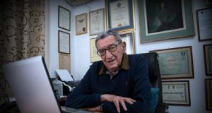 Θλίψη στον δημοσιογραφικό κόσμο προκαλεί ο θάνατος του Χρήστου Πασαλάρη