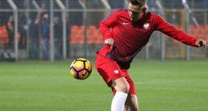 Στην Εθνική Πολωνίας U20 ο Σεμπάστιαν Χρούσιελ του Καραϊσκάκη Άρτας