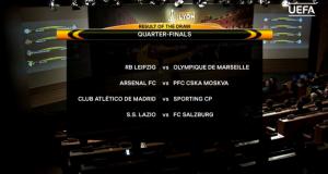 Europa League: Προημιτελικά χωρίς το μεγάλο ντέρμπι