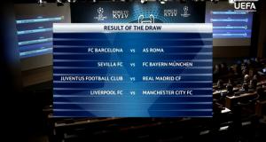 Champions League: Επανάληψη του περσινού τελικού στους «8» – Τα…