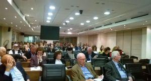 Με απόλυτη επιτυχία οι εργασίες του 1ου Πανελλήνιου Συνεδρίου Λογοτεχνίας…