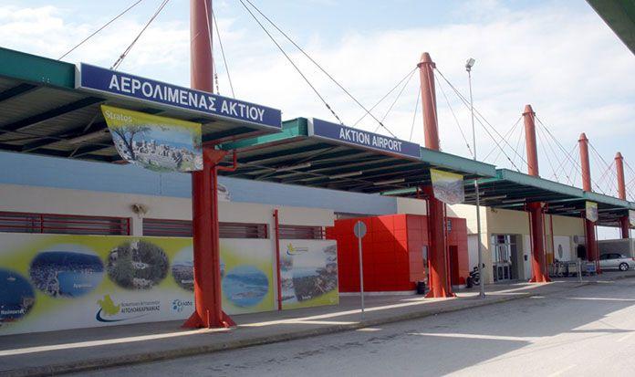 Μπαράζ συλλήψεων στον Αερολιμένα του Ακτίου