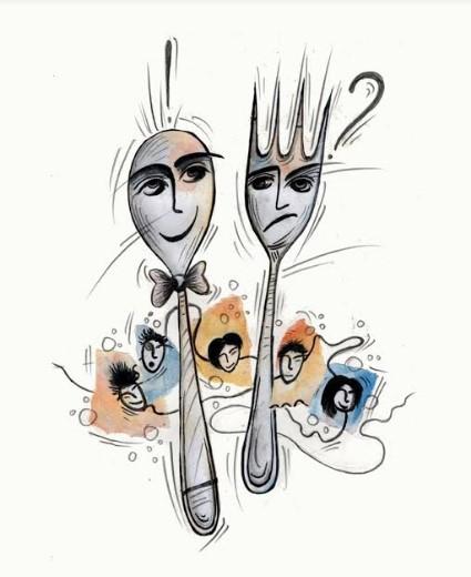 """""""Το Δείπνο Ηλιθίων"""" είναι έτοιμο! 12 και 13 Μαΐου στο Αιτωλικό!"""