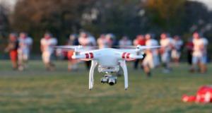 Τα drones «εισβάλουν» στον χώρο του ποδοσφαίρου
