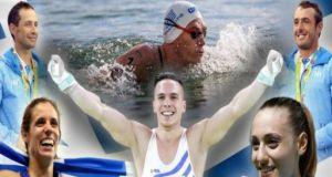 «Έλληνες Ολυμπιονίκες και Έλληνες Ολύμπιανς» στο Παπαστράτειο Μέγαρο Αγρινίου