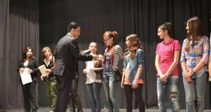 Έπεσε η αυλαία του 9ου Μαθητικού Φεστιβάλ Θεάτρου Αγρινίου