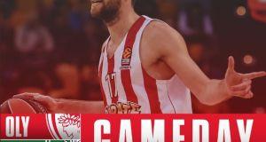 Ολυμπιακός – Ζαλγκίρις: Live στον Agrinio937 fm, διαδικτυακά στο AgrinioTimes.gr…