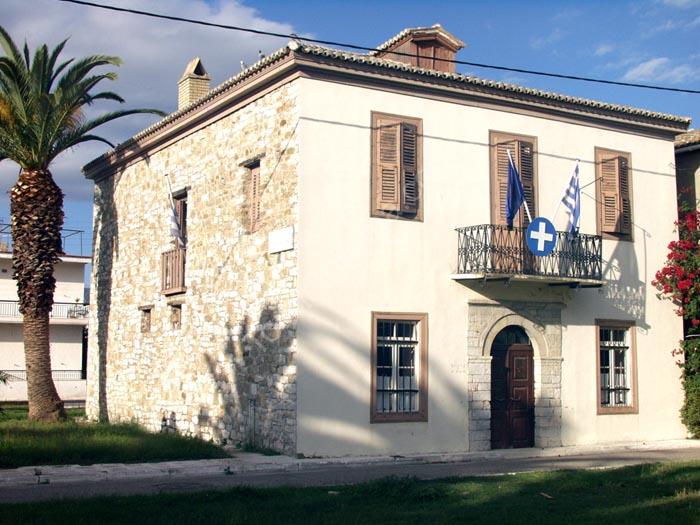 Με φροντίδα και επιμέλεια ο μουσειολογικός σχεδιασμός της οικίας Κωστή Παλαμά στην Ι. Π. Μεσολογγίου