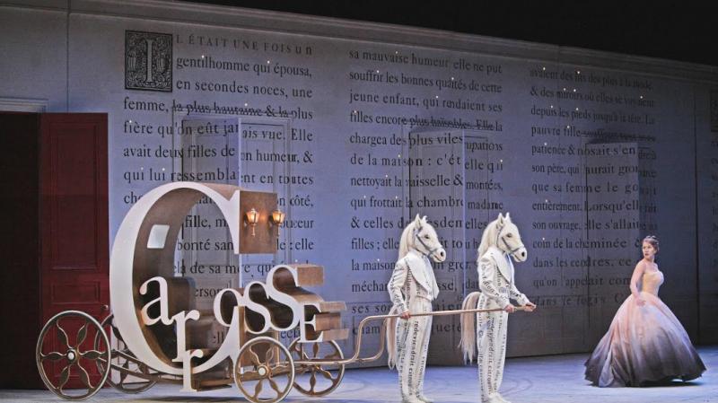 «Σταχτοπούτα» του Jules Massenet ζωντανά από τη Νέα Υόρκη στο ΔΗ.ΠΕ.ΘΕ. Αγρινίου