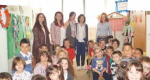 Αγρίνιο-1ο Φεστιβάλ Παιδικής και Νεανικής Λογοτεχνίας: Συναντήσεις συγγραφέων στα σχολεία