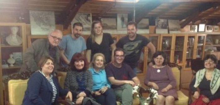 Κρατικό κανάλι της Ισπανικής Τηλεόρασης επισκέφθηκε τη Βυρωνική Εταιρεία Μεσολογγίου