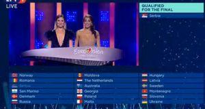 Eurovision 2018-Β' ημιτελικός: Αυτές είναι οι δέκα χώρες που πέρασαν…