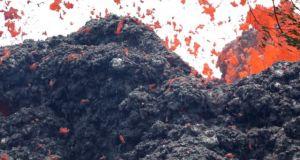 Oταν ξυπνούν τα ηφαίστεια