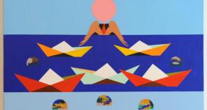 «MετΑμφιέσεις»: Έκθεση ζωγραφικής του Γιάννη Μαστραντώνη στην παλαιά Δημοτική Αγορά…