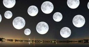 Μίνι φεγγάρια δημιούργησαν τις ηπείρους της Γης