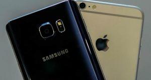 Πρόστιμο μισό δισ. θα πληρώσει η Samsung στην Apple