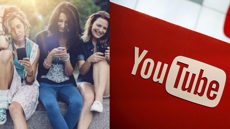 Οι νέοι προτιμούν το YouTube από το Facebook