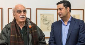 Το Αγρίνιο αποχαιρετά έναν «Άγγελο της Τέχνης» – Δήλωση Παπαναστασίου